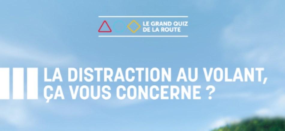2ème ÉDITION DU GRAND QUIZ DE LA ROUTE