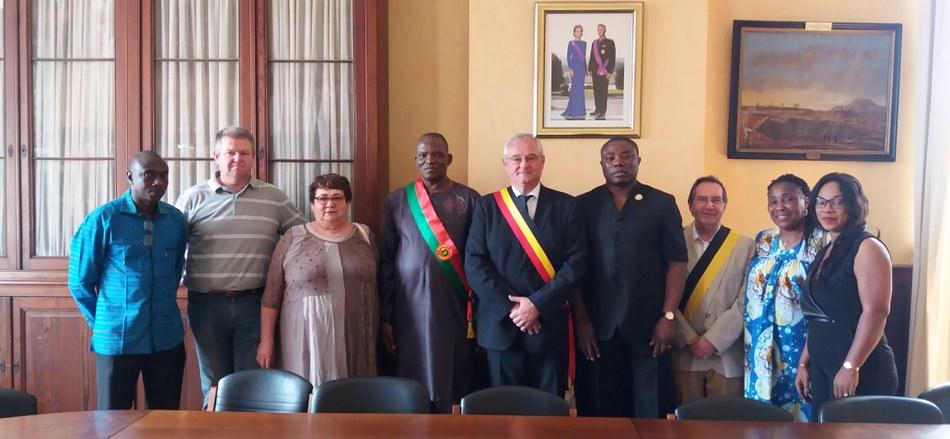 Bobo-Dioulasso: visite anniversaire