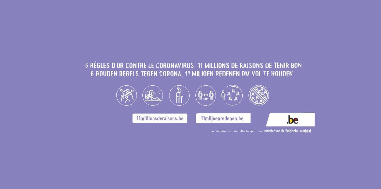 Coronavirus : appel à la prudence !