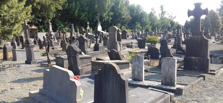 Entretien des sépultures