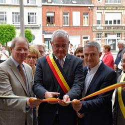 Inauguration de la Maison des Associations