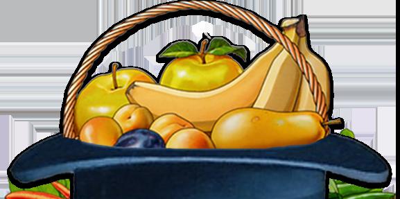 Le panier de Magritte: un parfum de terroir