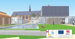 L'Hôpital Notre-Dame à la Rose s'ouvre sur la ville