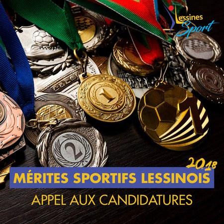 Mérites sportifs 2018: Appel aux candidats