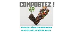Nouvelles séances d'information sur le compostage par Ipalle