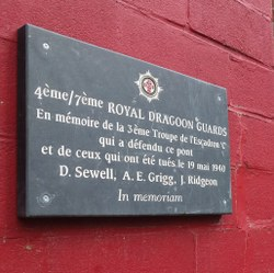 Le Pont de Pierre se souvient de ses défenseurs