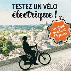 Testez un vélo électrique!