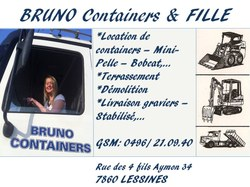 Bruno Containers & Fille