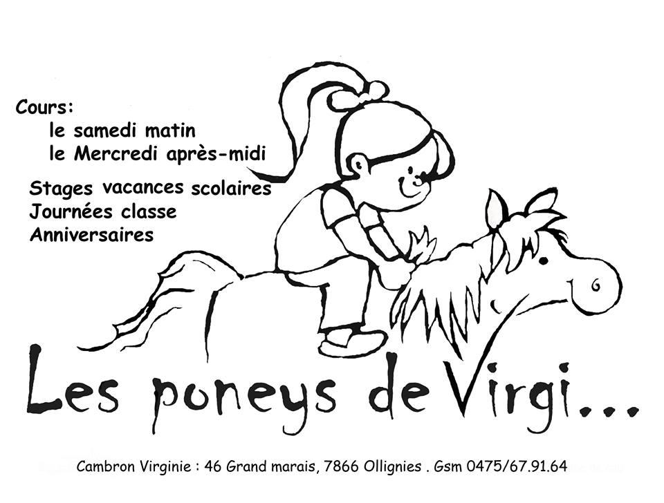 Les Poneys de Virgi