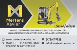 Mertens Xavier - Verhuur/Location