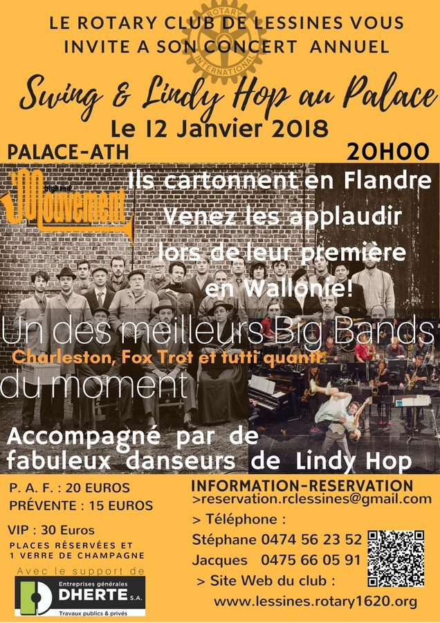 Swing et Lindy Hop