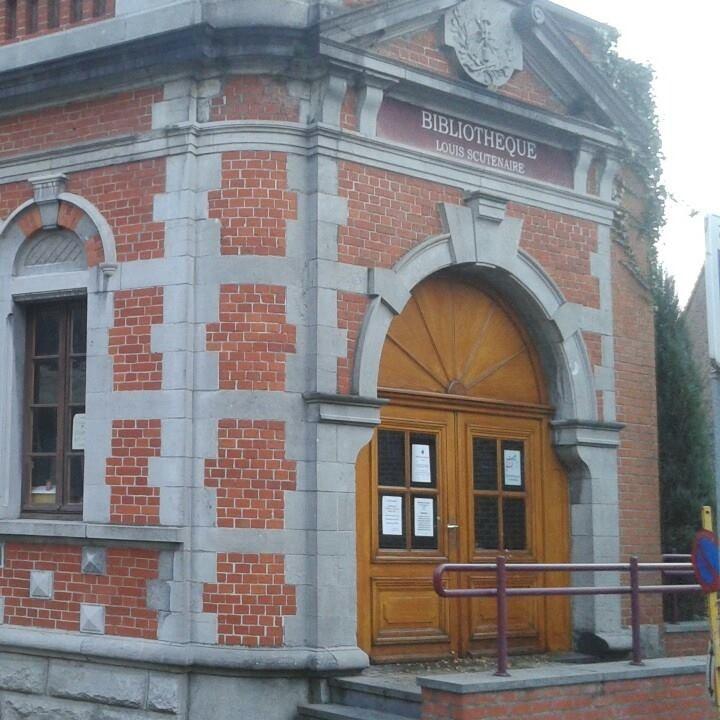 Bibliothèque Louis Scutenaire