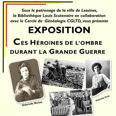 Ces Héroïnes de l'ombre durant la Grande Guerre