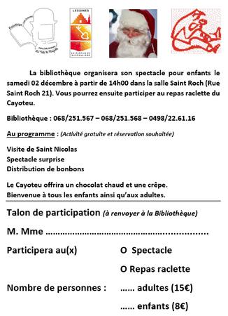 Saint-Nicolas de la Bibliothèque