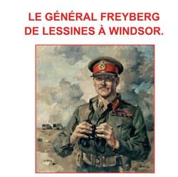 Le Général Freyberg, de Lessines à Windsor