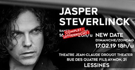 Jasper Steverlinck [Complet]