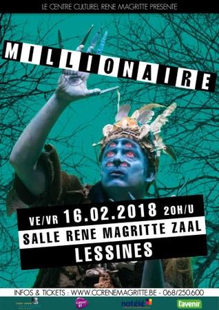 Millionaire + support