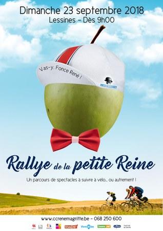 Rallye théâtre de la Petite Reine