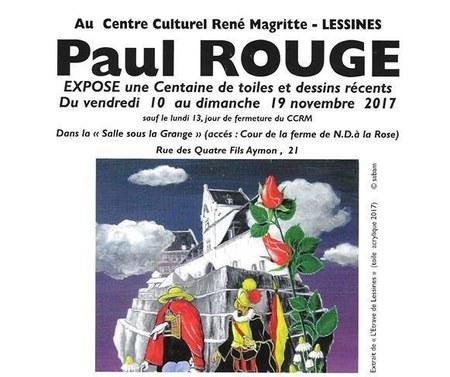Exposition Paul Rouge