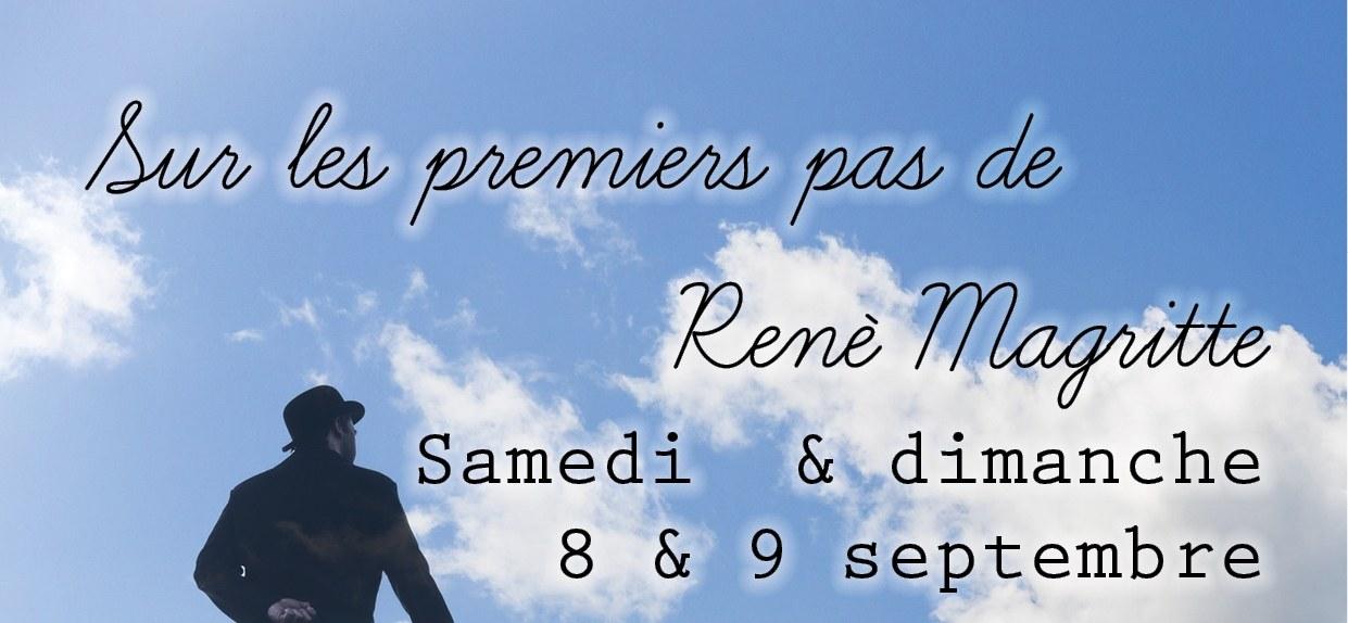 Sur les premiers pas de René Magritte