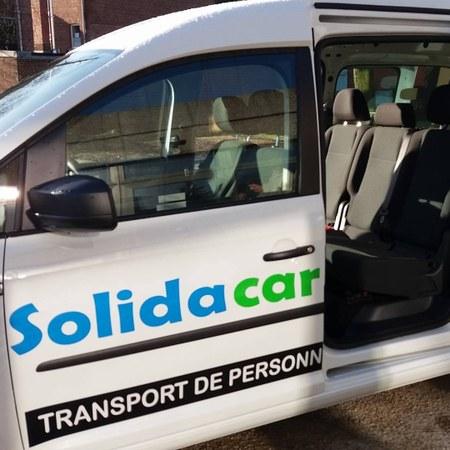 Un nouveau véhicule pour Solidacar