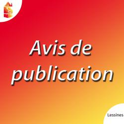Révision du plan de secteur Ath-Lessines-Enghien - Arrêté ministériel