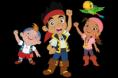 Jake et les pirates (3 - 5 ans)