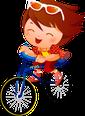 Multisports - semaine vélo et sport de raquette  (8 à 14 ans)