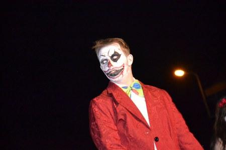 8ème marche d'Halloween
