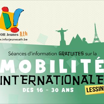 Séance-info: Mobilité internationale des 16-30 ans