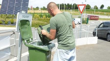 Collecte des déchets organiques
