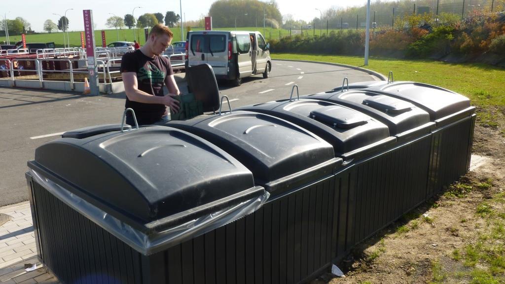 Recyparc - Déchets organiques