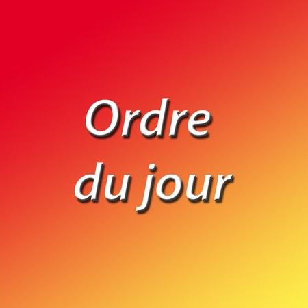Conseil communal du 28 mars: Ordre du jour