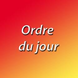 Conseil communal du 27 octobre 2020: Ordre du jour